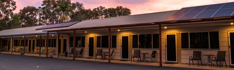 Come and stay at the pet friendly Tin Can Bay Motel